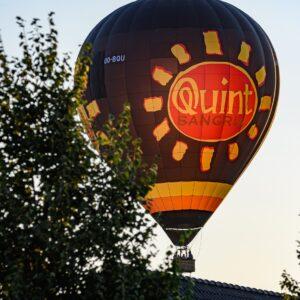 Ballonvaart Leuven